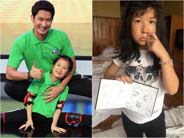 Con gái cưng bị nhận xét hỗn hào, đề nghị xem lại cách dạy con, Huy Khánh lên tiếng