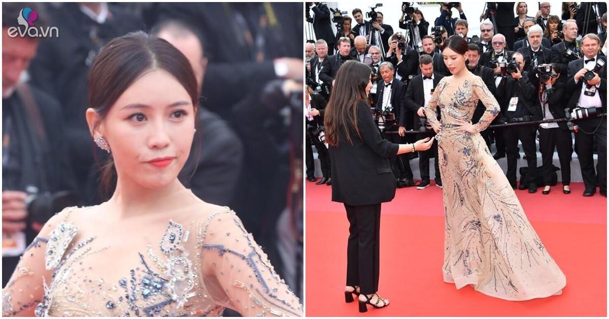 Đến hẹn lại lên, xuất hiện mỹ nhân đầu tiên bị đuổi khỏi thảm đỏ Cannes