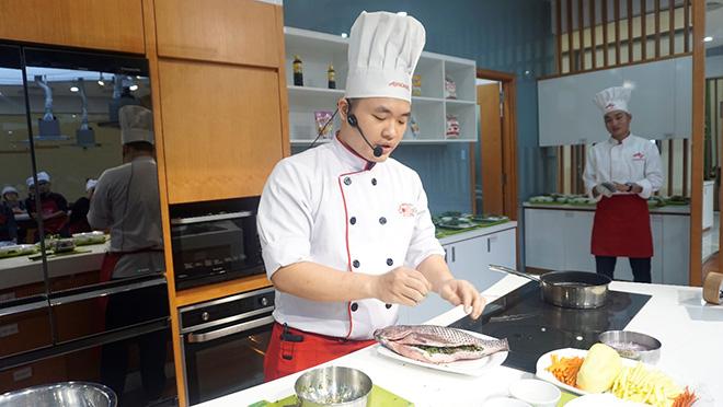 """Thưởng thức """"Pa pỉnh tộp"""" dân dã cùng Ajinomoto Cooking Studio - 2"""