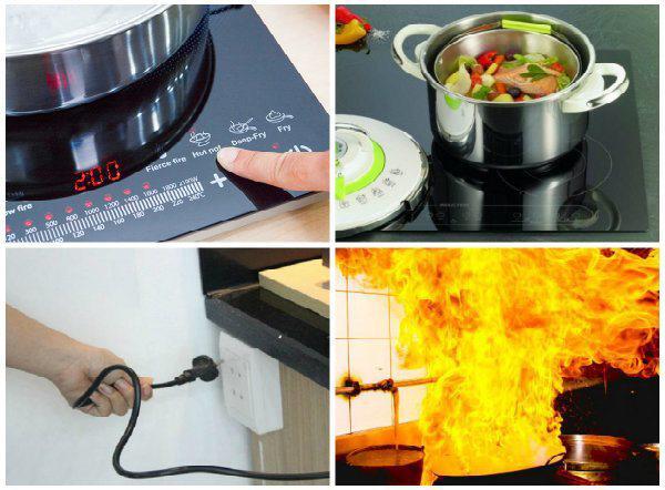 Đừng dùng bếp điện theo 5 kiểu này có ngày nổ tung, sửa ngay còn kịp - 4