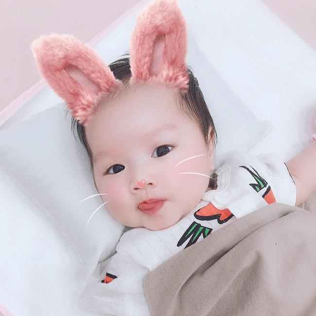 """co dong xinh nhat nhi ha thanh ket hon sau 3 thang tim hieu, """"nghien"""" sam do cho con - 10"""