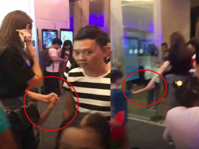 chi ngoc trinh sap sinh con cho chong kem tuoi, con trai co duoc bo duong cham soc the nay! - 7
