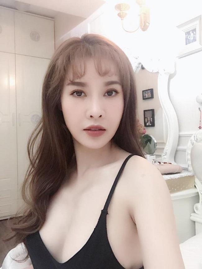 "loat my nhan nong bong vbiz tre xinh bat ngo sau vai tieng ""cai lao hoan dong"" - 7"