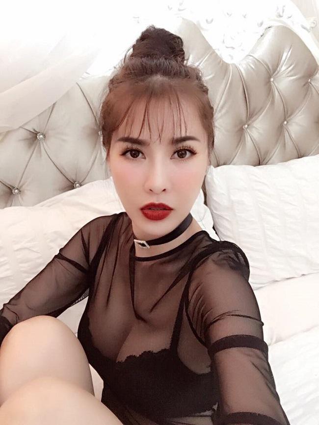 "loat my nhan nong bong vbiz tre xinh bat ngo sau vai tieng ""cai lao hoan dong"" - 10"