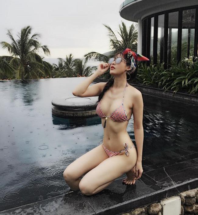"loat my nhan nong bong vbiz tre xinh bat ngo sau vai tieng ""cai lao hoan dong"" - 12"
