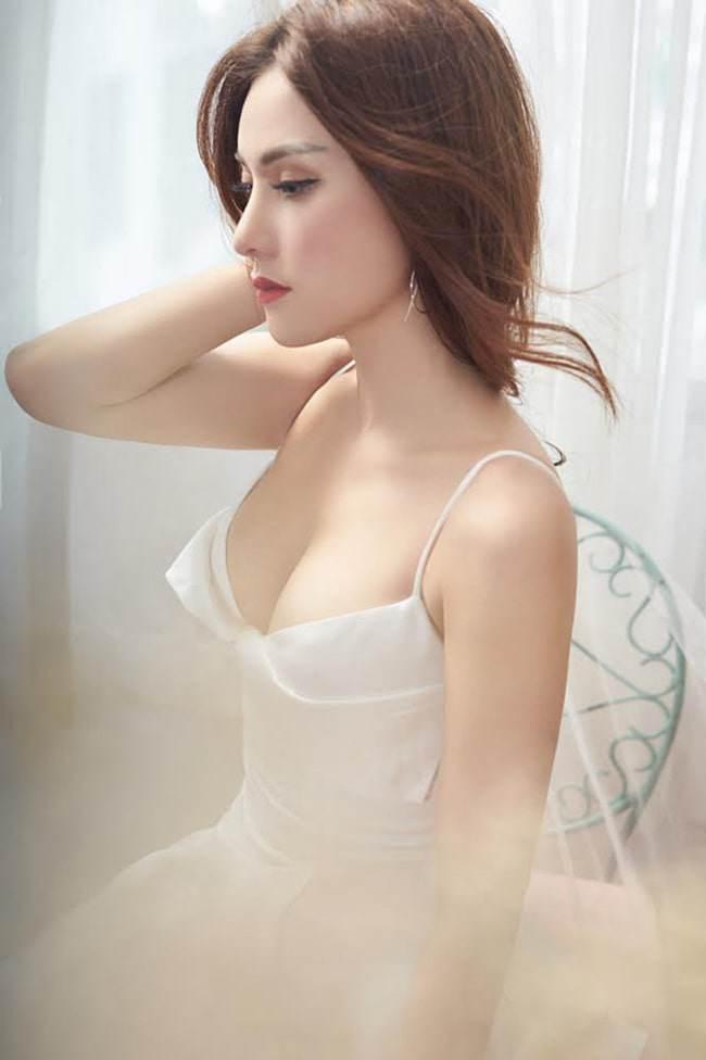 "loat my nhan nong bong vbiz tre xinh bat ngo sau vai tieng ""cai lao hoan dong"" - 14"