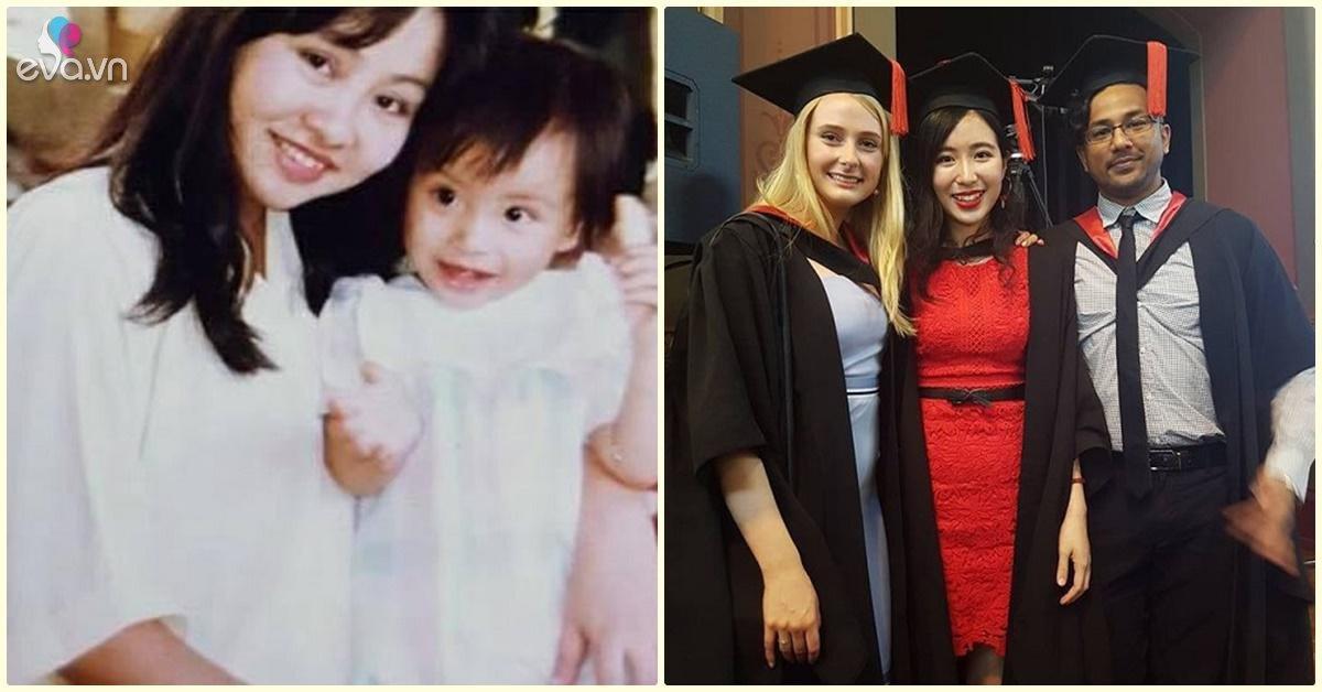 Mẹ mất vì bệnh, cô bé Việt quyết làm bác sĩ và hành trình đến Hoa hậu Thế giới Úc