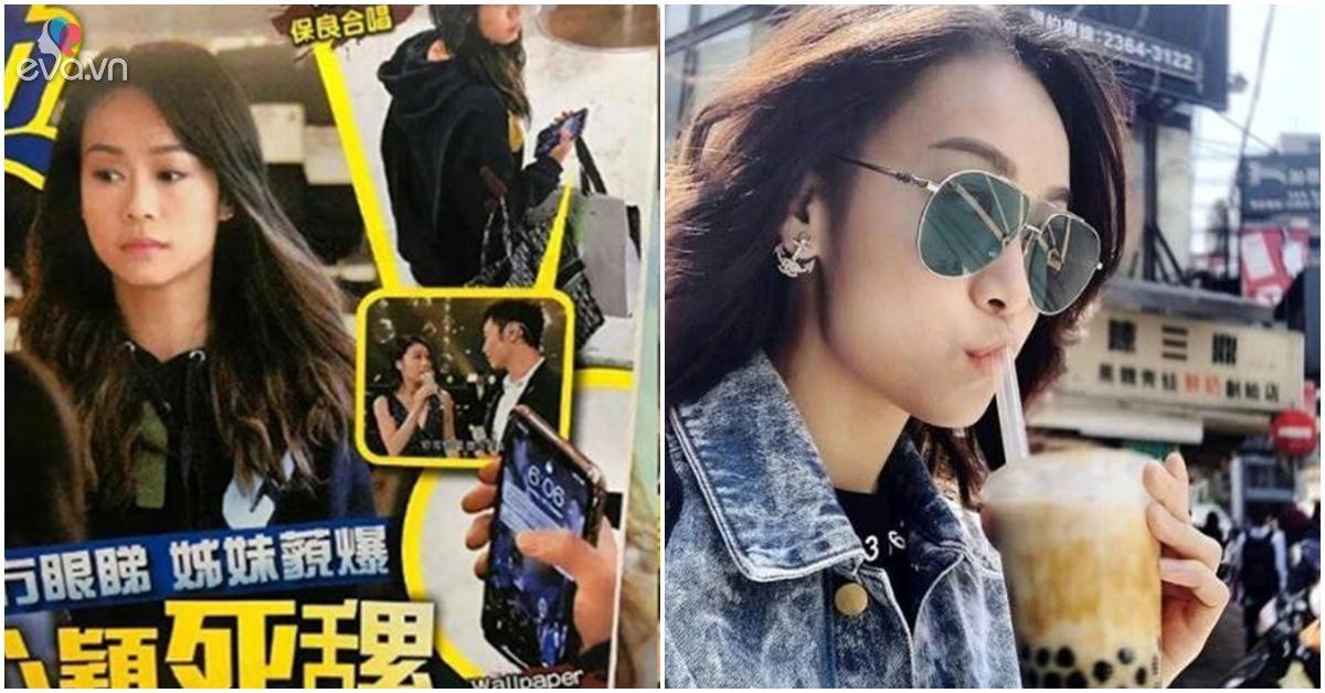Á hậu mặt dày nhất Hong Kong khoe ảnh cười tươi rói sau clip nóng 16 phút trên taxi