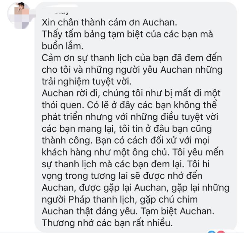 canh tuong con sot lai tai sieu thi auchan: khach than nhien khui do an, tranh cuop hang hoa - 9
