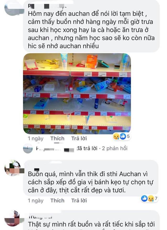 canh tuong con sot lai tai sieu thi auchan: khach than nhien khui do an, tranh cuop hang hoa - 10