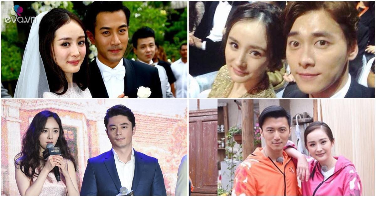 Chân dung 4 người đàn ông từng khổ tận cam lai vì có quan hệ với Dương Mịch
