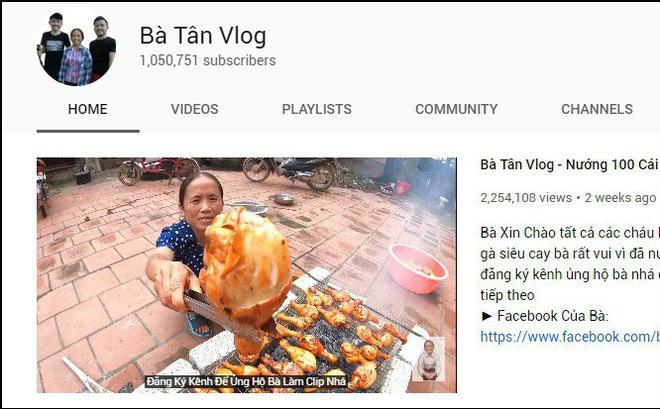 'ba tan vlog' voi nhung mon an sieu cay khong lo va phan ung bat ngo cua cu dan mang - 2