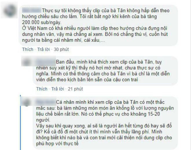 'ba tan vlog' voi nhung mon an sieu cay khong lo va phan ung bat ngo cua cu dan mang - 7