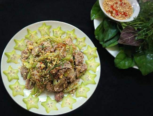 cuoi tuan tuong lam right 5 mon tuoi delicious, this mat one who choi tu tu tu - 2