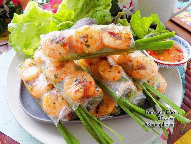 cuoi tuan tuong lam right 5 mon tuoi delicious, this mat one who choi tu tu tu - 5