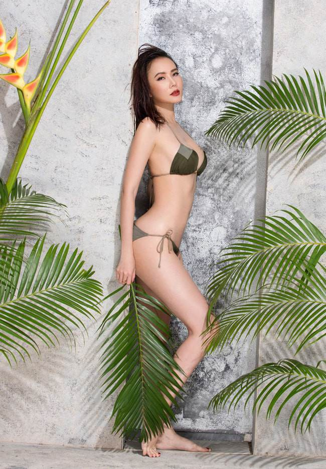 """""""my nhan thai binh tung trai qua 100 moi tinh"""" 40 tuoi van dep mon con mat - 13"""