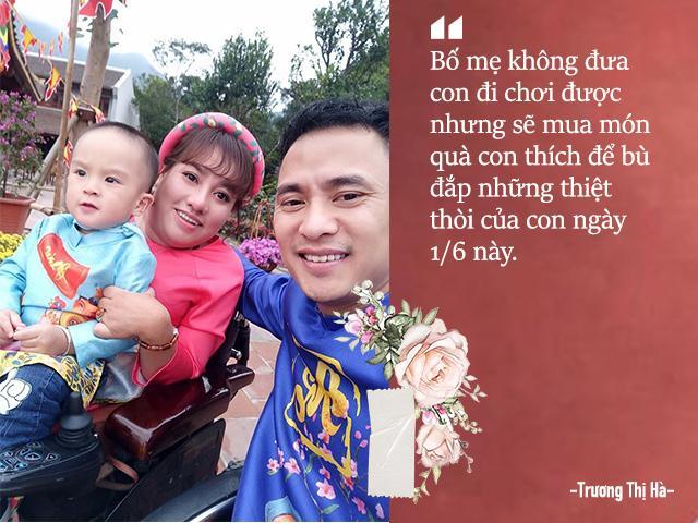sinh con khong co hau mon, vo chong khuyet tat thanh hoa chat vat ve sinh cho con 30 lan/ngay - 11