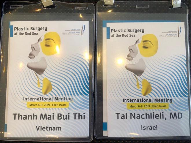 """tin """"chan dong"""" nganh tham my: dai dien viet nam thuyet trinh tai hoi nghi y khoa quoc te - 5"""