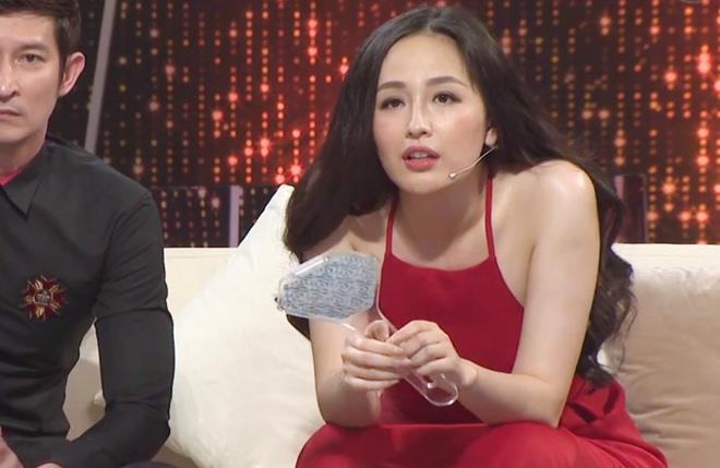 """dai gia nhu """"hoa hau hon nhien"""" mai phuong thuy, doi mua lai gameshow vi so """"que"""" truoc ca nuoc? - 1"""