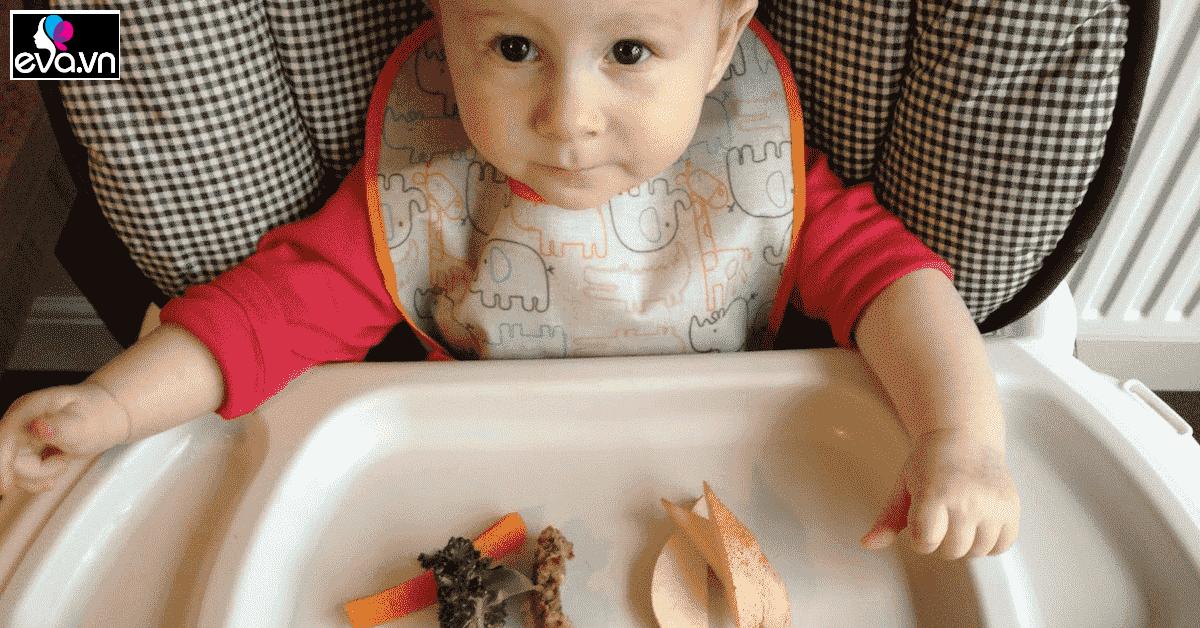 Thực đơn ăn dặm kiểu Nhật cho bé 5 tháng tuổi đầy đủ nhất
