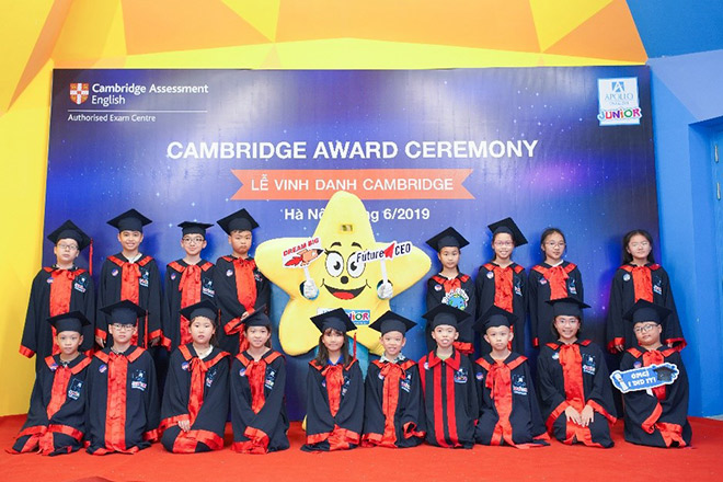 vinh danh hoc vien dat chung chi cambridge apollo english khang dinh chat luong dao tao vuot troi - 3