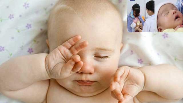 Sinh thiếu tháng, mẹ 9X hốt hoảng nghe bác sĩ nói nếu không chữa mắt con mù lòa vĩnh viễn