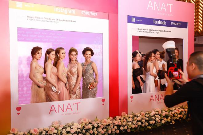 Dàn sao đình đám tụ hội chúc mừng ANAamp;#39;T ra mắt sản phẩm mới - 3