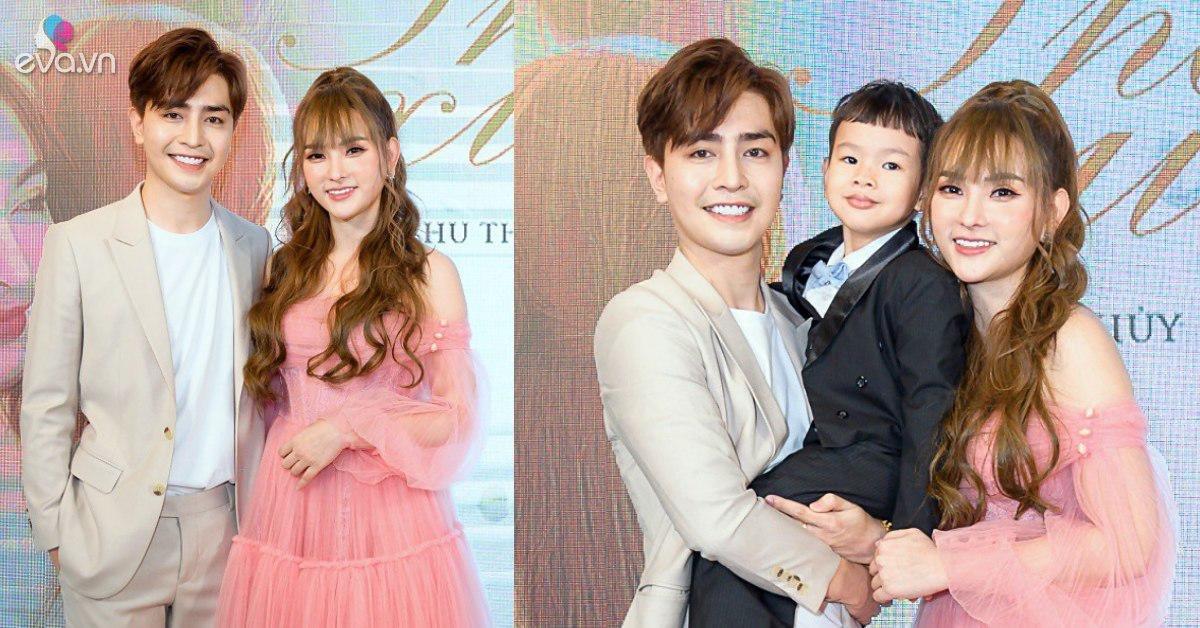 Sau khi ly hôn đại gia yêu 17 năm,Thu Thủy chính thức công khai bạn trai kém 10 tuổi