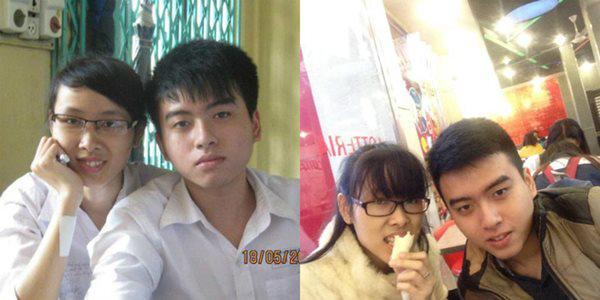 "chuyen tinh chang 1m50, nang 1m70 va bo anh cuoi khien nhiep anh ""dau dau"" - 2"