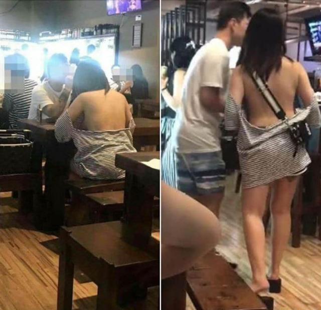 "dien ao tre tan mong lai khong ao nguc, co gai mac buong loi gay ""bao"" mang xa hoi - 2"