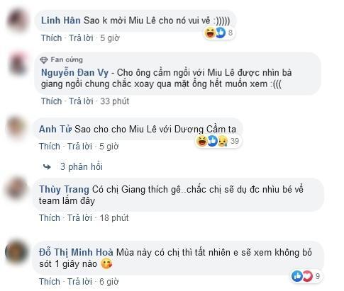 "hoa hau huong giang ""gay sot"" khi lam hlv giong hat viet nhi 2019 va phan ung la cua fan - 4"