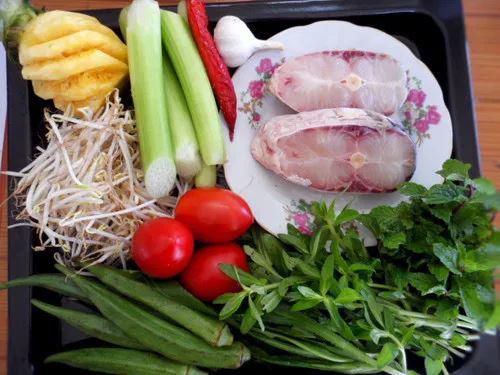 10 cách nấu canh chua cá thơm ngon ngọt mát chuẩn vị tại nhà - 1