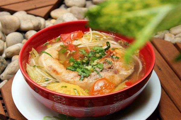 10 cách nấu canh chua cá thơm ngon ngọt mát chuẩn vị tại nhà - 10