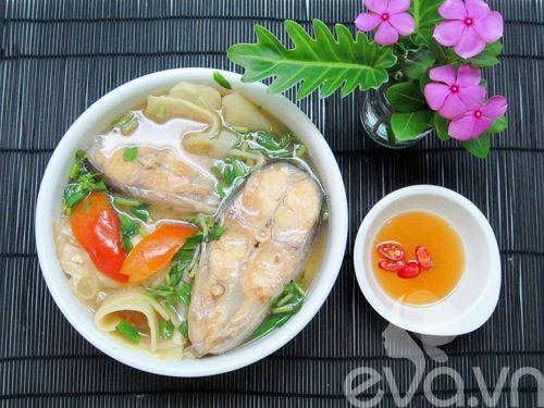 10 cách nấu canh chua cá thơm ngon ngọt mát chuẩn vị tại nhà - 11
