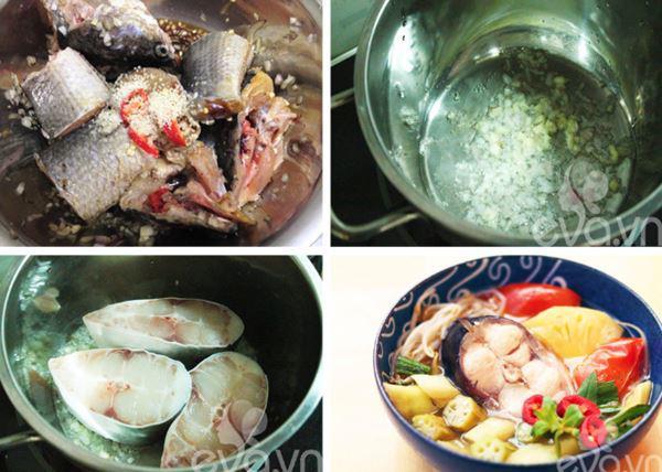 10 cách nấu canh chua cá thơm ngon ngọt mát chuẩn vị tại nhà - 3