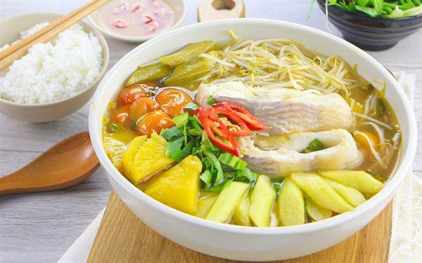 10 cách nấu canh chua cá thơm ngon ngọt mát chuẩn vị tại nhà - 4
