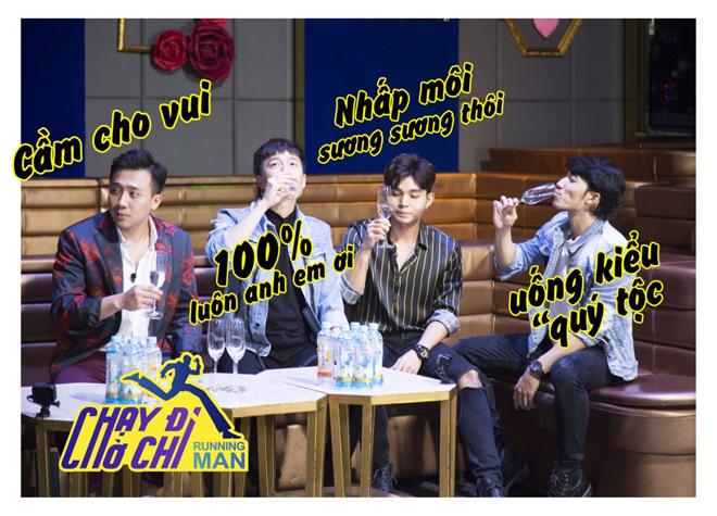 """lay loi so 2 thi khong ai so 1, chi co the la dan sao cua """"chay di cho chi"""" - 8"""