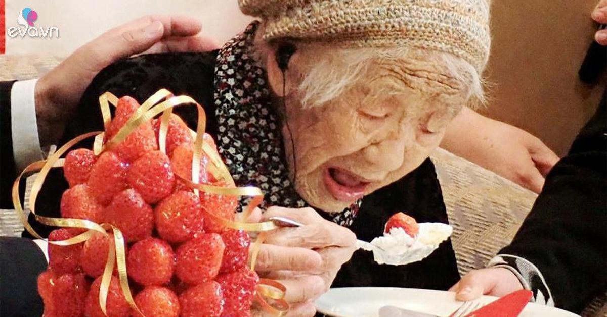 """Cụ bà 13 năm mắc ung thư vẫn sống khỏe tới 116 tuổi nhờ 4 bí quyết """"độc"""""""