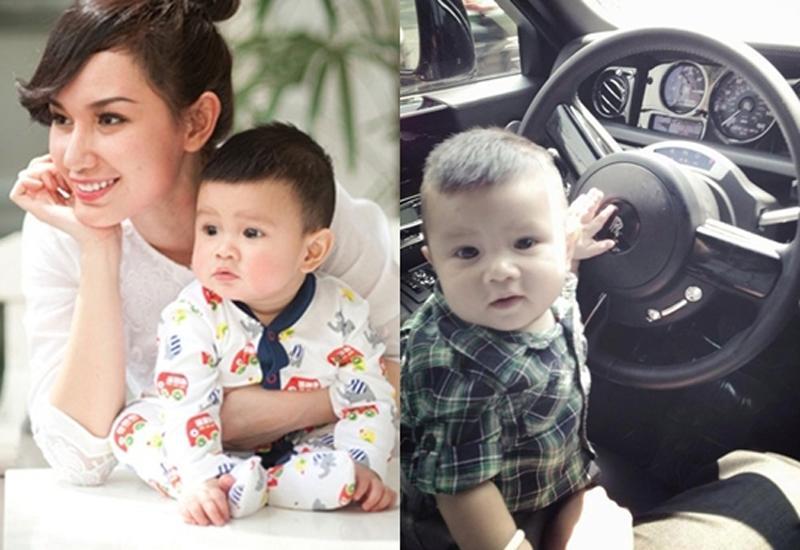 Tuy ở xa con nhưng Quỳnh Chithường xuyên gọi điện và đôi lần sang Mỹ để thăm con trai vì quá yêu và nhớ con nhưng không thể đón con về nuôi.