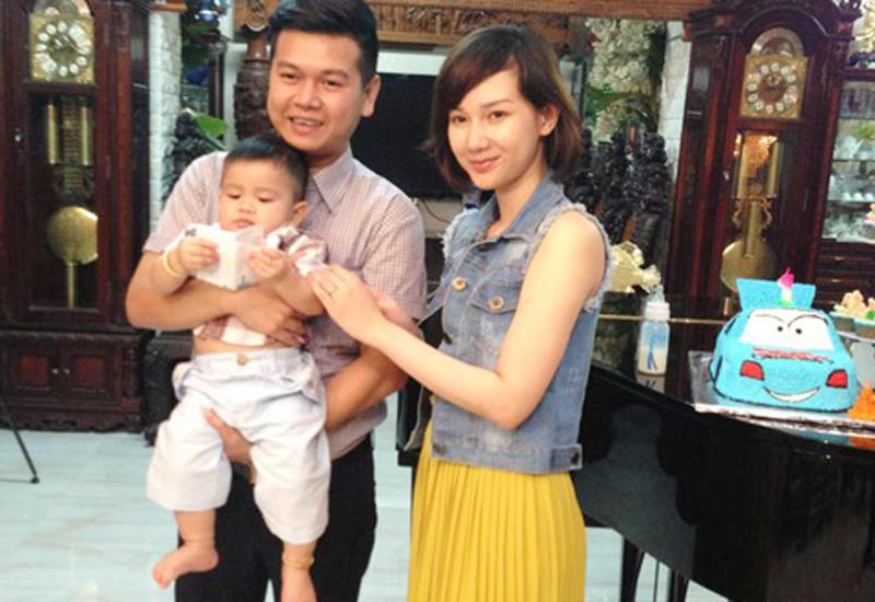 Sau cuộc hôn nhân không hạnh phúc, đầu năm 2017, nữ MCchính thức chia sẻ về lần thất bại lớn nhất cuộc đời cô đó chính là việc bị mất quyền nuôi con trước ông xã Trần Văn Chương.