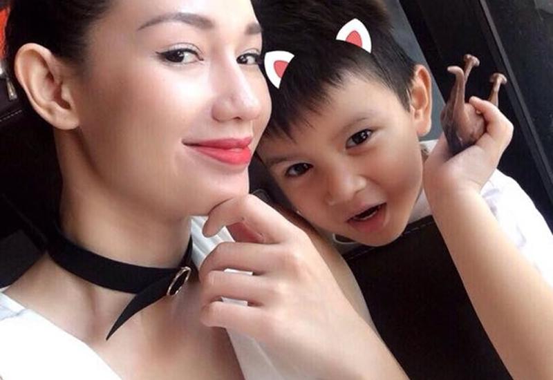 Được biết, bé Gia Phúc - con trai Quỳnh Chi hiện tại đã được gần 6 tuổi, rất ngoan và hiểu chuyện.