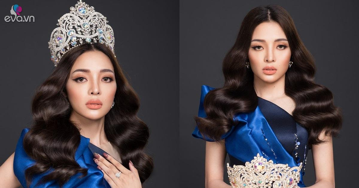 Hoa hậu Trần Phương Hà muốn lấn sân điện ảnh sau đăng quang