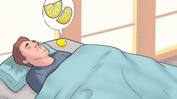 Đây là lý do nhiều người cắt tư quả chanh đặt đầu giường, biết được tôi đã làm theo ngay - 4
