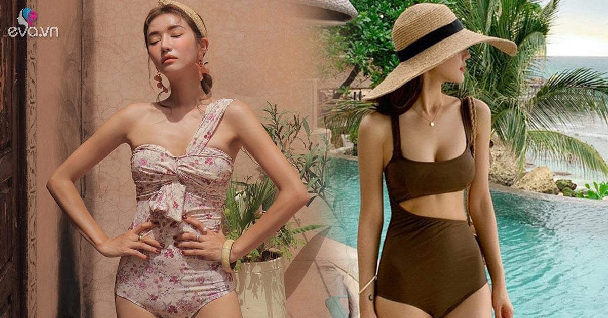 Đi biển mà bỏ qua 4 mẫu bikini chuẩn xu hướng này, chị em chắc chắn sai quá sai!