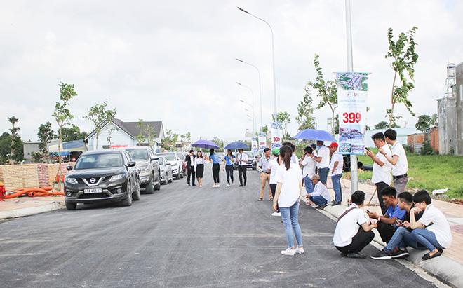 Bất động sản Tân Phước Khánh, Tân Uyên đón sóng đầu tư - 1