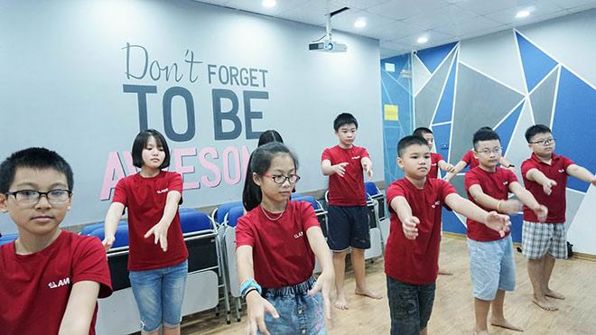 """1000 tai nang nhi toa sang tai dai nhac vu kich """"live your dream"""" - 4"""