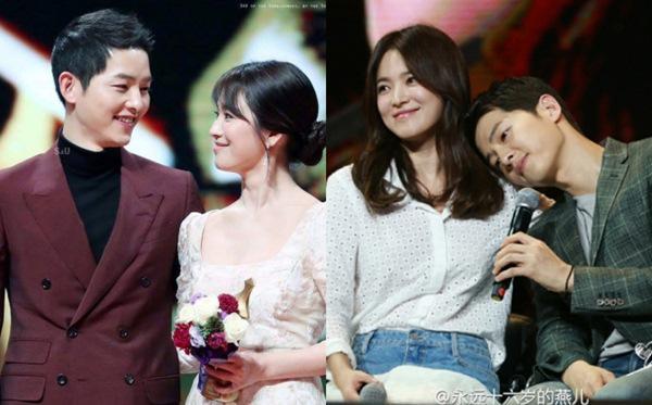 nguyen nhan nao dan den viec song joong ki de don ly hon song hye kyo? - 2