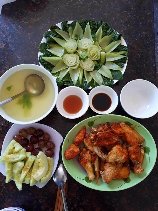 """chia se nhung mam com ngon, me dam da nang khang dinh """"chong khong co duong di nhau"""" - 3"""
