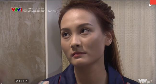 "lo anh nghi van vu len giuong cung ""tieu tam"", khan gia doi ""cach mat"" ve nha di con - 6"