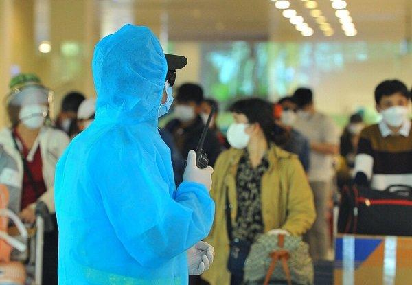 Thêm 6 ca mới nhiễm COVID-19 từ 228 đến 233, 3 người về nước 2 tuần mới phát hiện bệnh